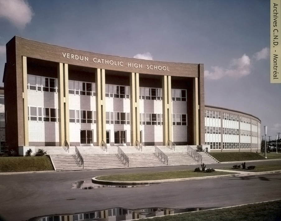 Vista exterior - Verdun Catholic High School