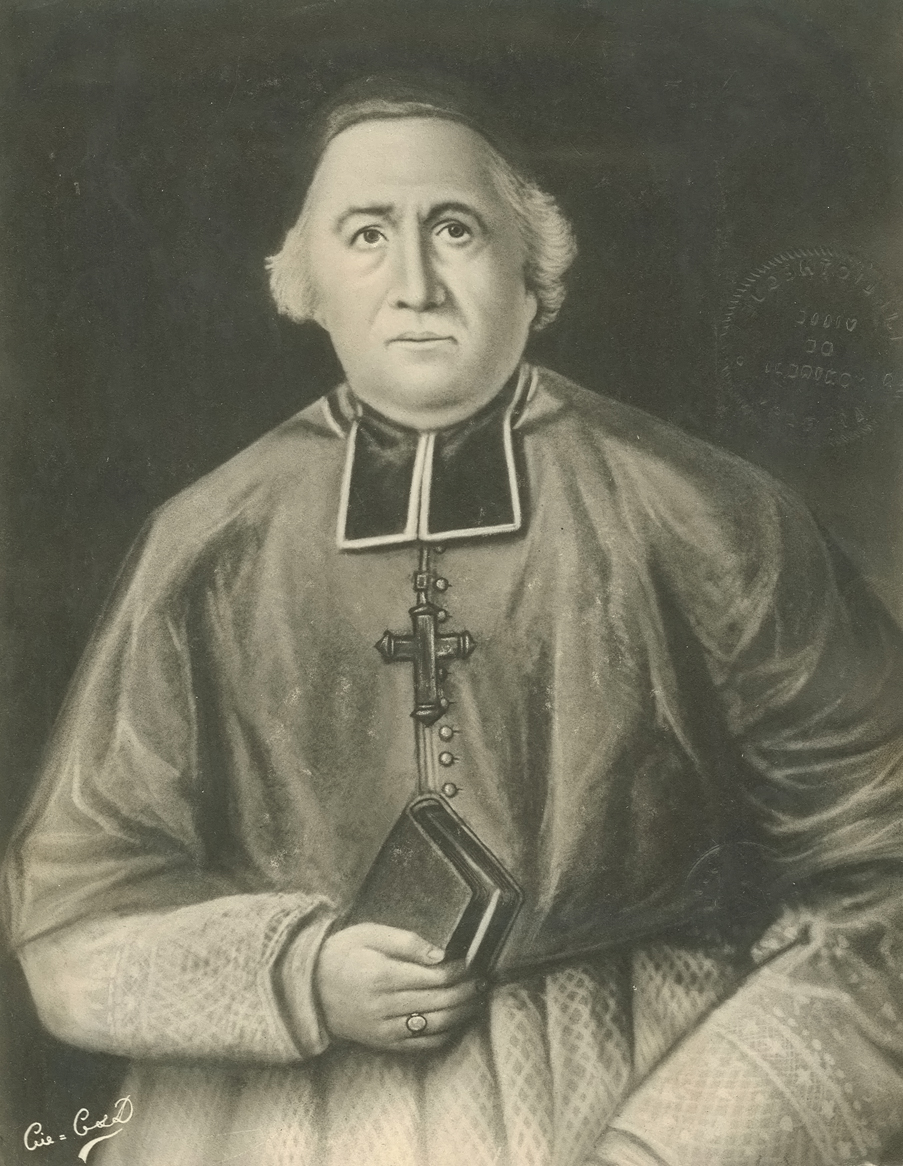 Portrait of Mgr. Jean-Olivier Briand