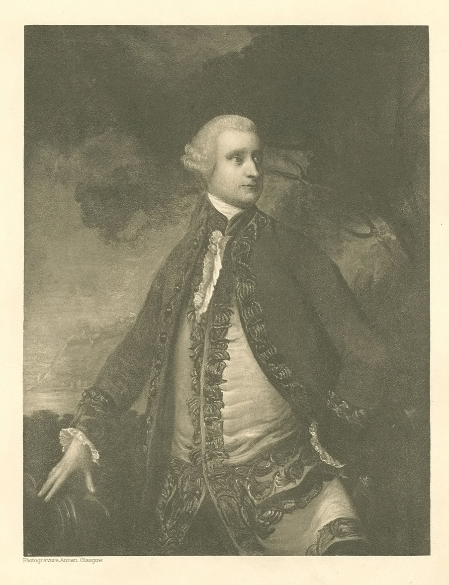 Portrait of General James Murray