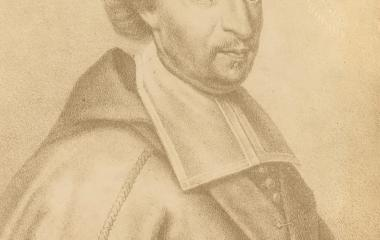 Portrait of François de Laval