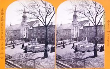 Stereogram of the fourth Mother House